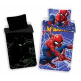 Posteljnina Spiderman Shine in the Dark - na zalogi, dostava takoj!