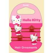 Elastika tanka par s figuro Hello Kitty