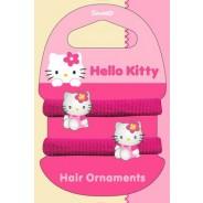 Elastika klasična par s figuro Hello Kitty