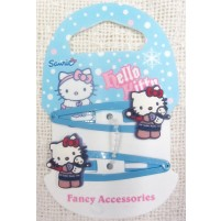 Pokalica klasična par Hello Kitty Winter