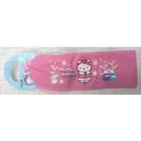 Trak za lase klasičen Hello Kitty Winter