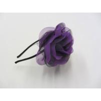 Obroč za lase 1546 vijola