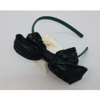 Obroč za lase 1596 Green