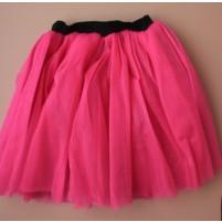 Roza krilce za balet ali plesne urice - tutu