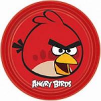 Krožniki Jezni ptiči (8)