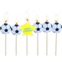 Mini svečke Nogomet (6)