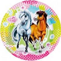 Krožniki Očarljivi konji (8)