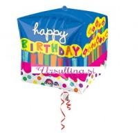 Balon Cubez Happy Birthday (1)
