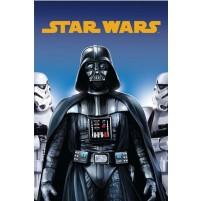 Flis dekica Star Wars Darth Vader - NOVO!