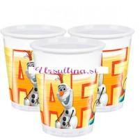 Kozarčki OLAF - Frozen (8)