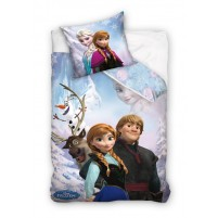 Posteljnina Frozen 1 - po naročilu (2-5 dni)