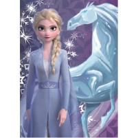 Flis dekica Frozen 2 - Queen Elsa - NOVO!