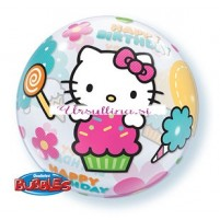 Balon Bubbles Hello Kitty (1)