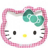 Krožniki Muca Kitty (8)