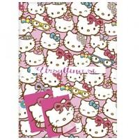 Zavijalni papir Muca Kitty + kartice