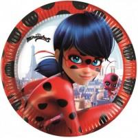 Krožniki Miraculous Ladybug (8)