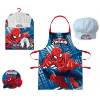 Set za malega kuharja Spiderman - NOVO!