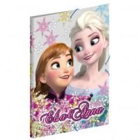 Mapa kartonska Elsa&Ana
