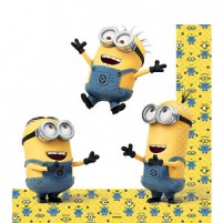 Serveti Minions Yellow (16)