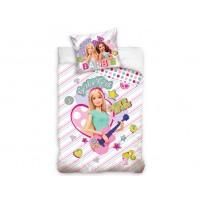 Posteljnina Barbie Pop Star - na zalogi, dostava takoj!