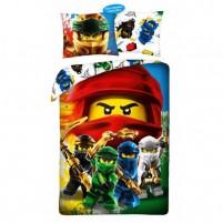 Posteljnina Lego Ninjago (po naročilu, 3-6 dni)