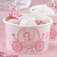 Skodelica za sladkarije/sladoled Princeska (8)