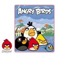 Flis dekica Angry Birds - NOVO!
