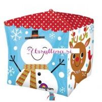 Balon Cubez Božično veselje (1)
