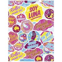 Namizni prt Soy Luna (1)