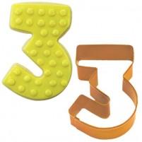 Model za piškote Številka 3