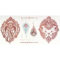 Shimmer tattoo SYMBOLIC MYSTERY midi