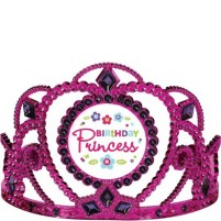 Tiara Birthday Princess
