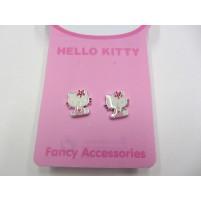 Uhančki Hello Kitty roza