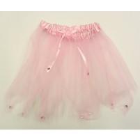 Krilce za balet ali plesne urice - tutu (belo ali roza)